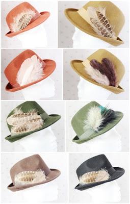 2016 - Sombreros - 6 Borsalino