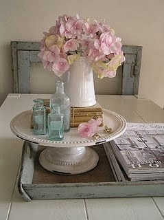 source & Goodbye House. Hello Home! Blog : 27 Ways to Use a Cake Stand ...