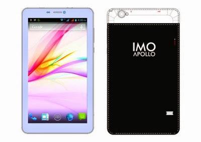 Spesifikasi Dan Harga IMO Apollo Dual SIM 3G