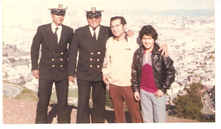 César Rivera - San Fco. Panorama de lo Alto - Año 1985