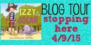 Izzy & Oscar Blog Tour