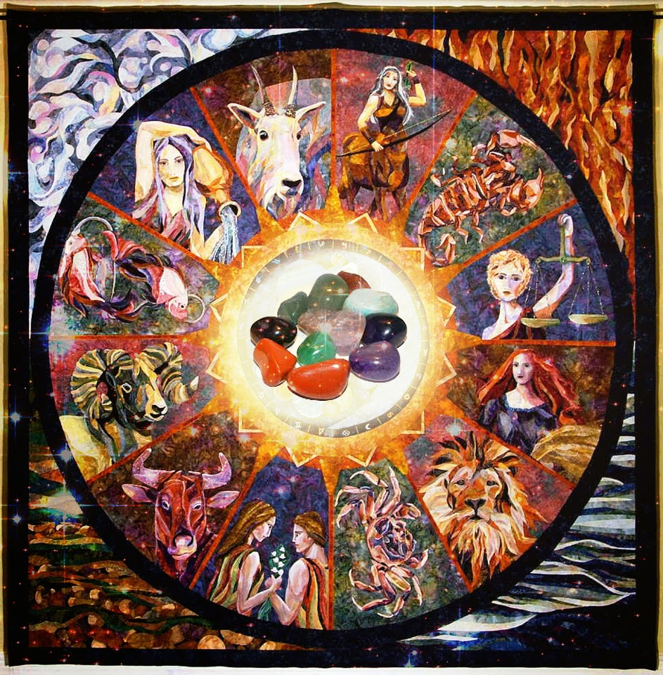 Runa m gica las gemas y el zodiaco - Primer signo del zodiaco ...