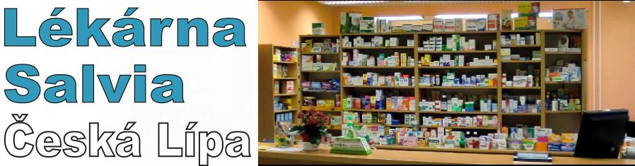Lékárna Salvia - Česká Lípa