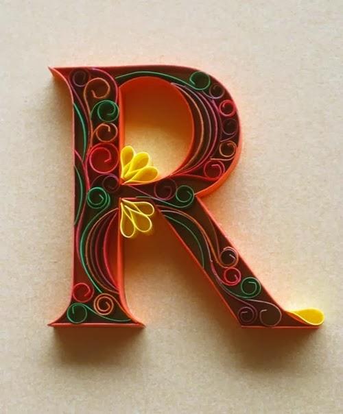 18-R-Quilling-Illustrator-Typographer-Calligrapher-Paper-Sculptor-Sabeena-Karnik-Mumbai-India-Sculptures-A-to-Z-www-designstack-co