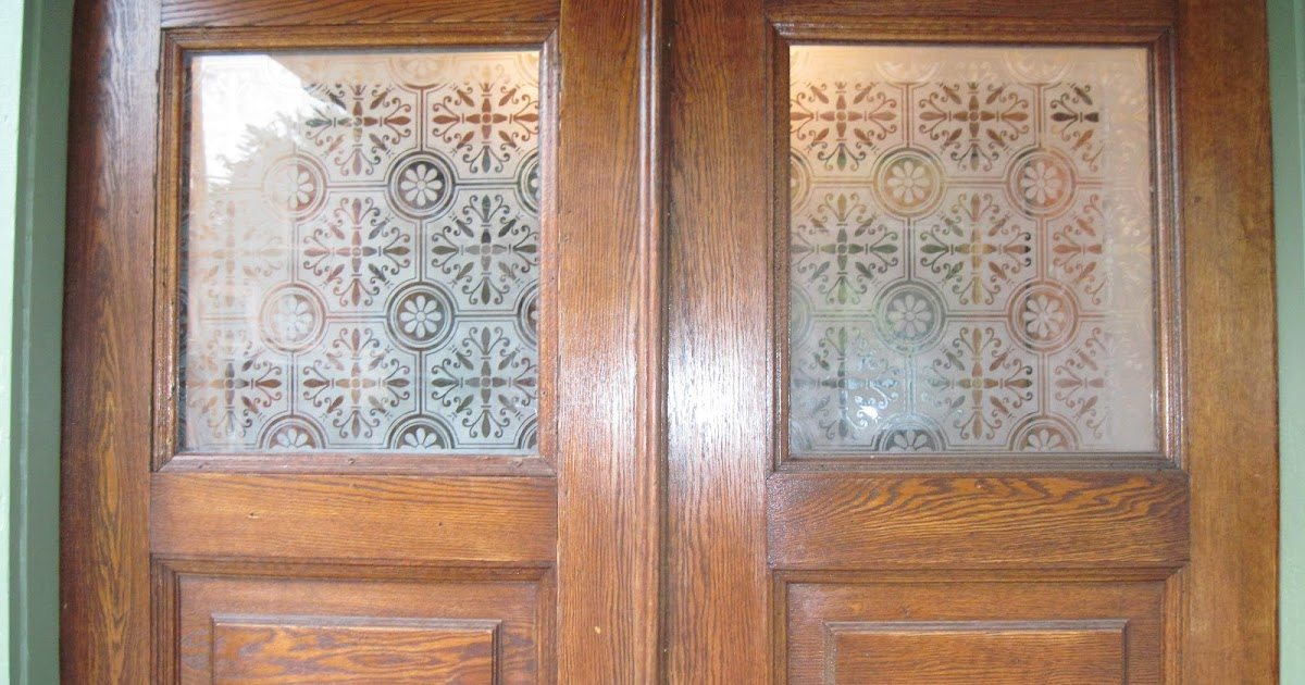 How To Etch Glass Victorian Style On The Cheap 1889 Victorian