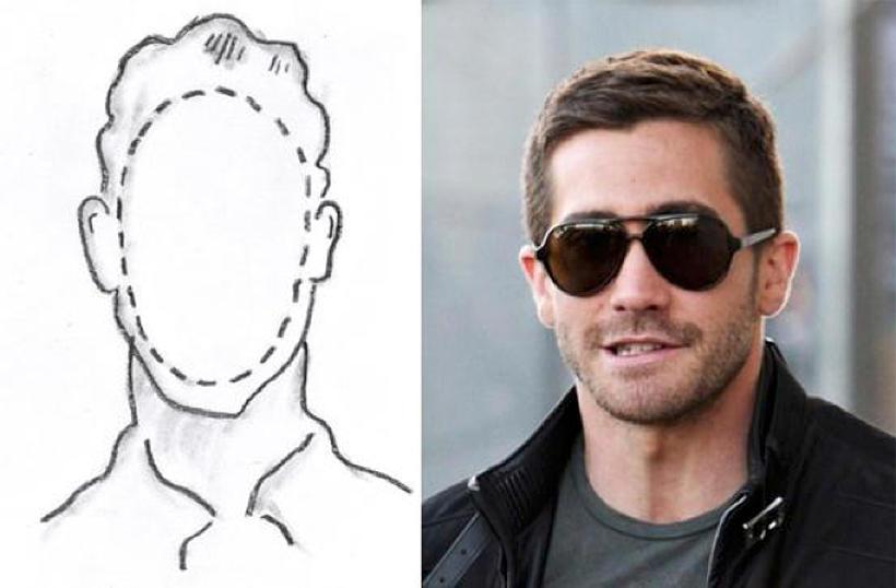 Óculos ideal para seu tipo de rosto - Leo Klein 4d880ffb67
