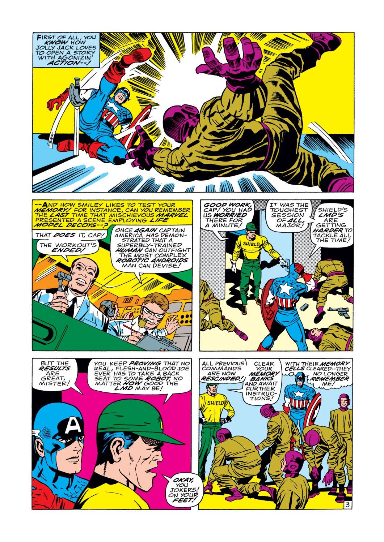 Captain America (1968) Issue #104 #18 - English 4