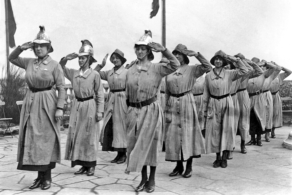 wwi effect on status of women 1 of 9 world war ii: women, minorities and social change main idea the evolving role of minorities and women in american society was one of the major.
