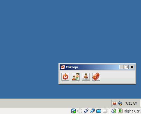 Mikogo berjalan dengan baik di Windows XP
