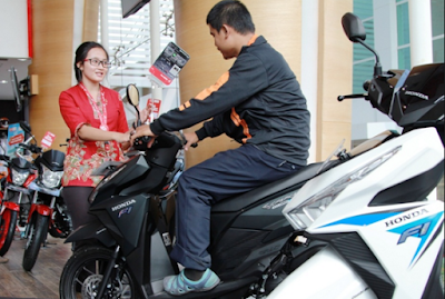 Honda Vario Series dan Model Cantik