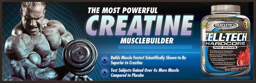 MuscleTech CellTech Hardcore Pro Series
