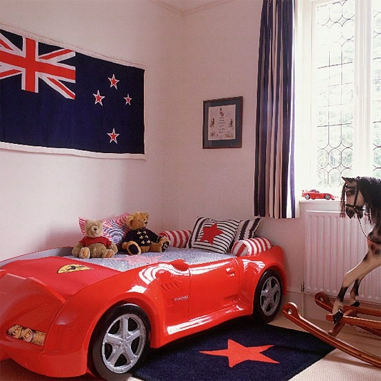Opvon 10 idee n voor kinderkamers for Boy bedroom ideas 5 year old