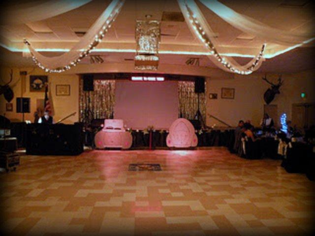 Banquet Hall Reception Hall