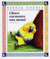 CHOCO ENCUENTRA UNA MAMA-KEIKO KASZA