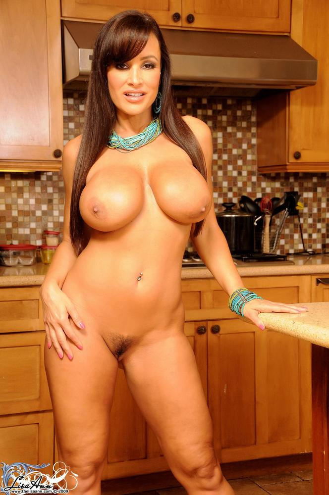 naked lisa ann