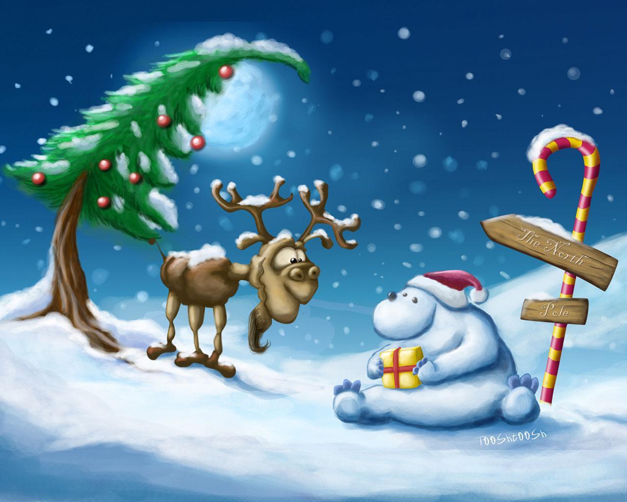 Wallpaper de Navidad