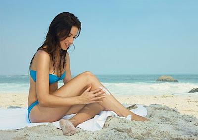 Mỹ Phẩm Thiên Tân A1 kem dưỡng da chống nắng ban ngày 2