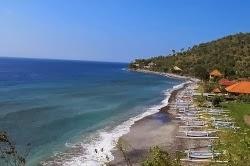 Obyek wisata amed di Bali