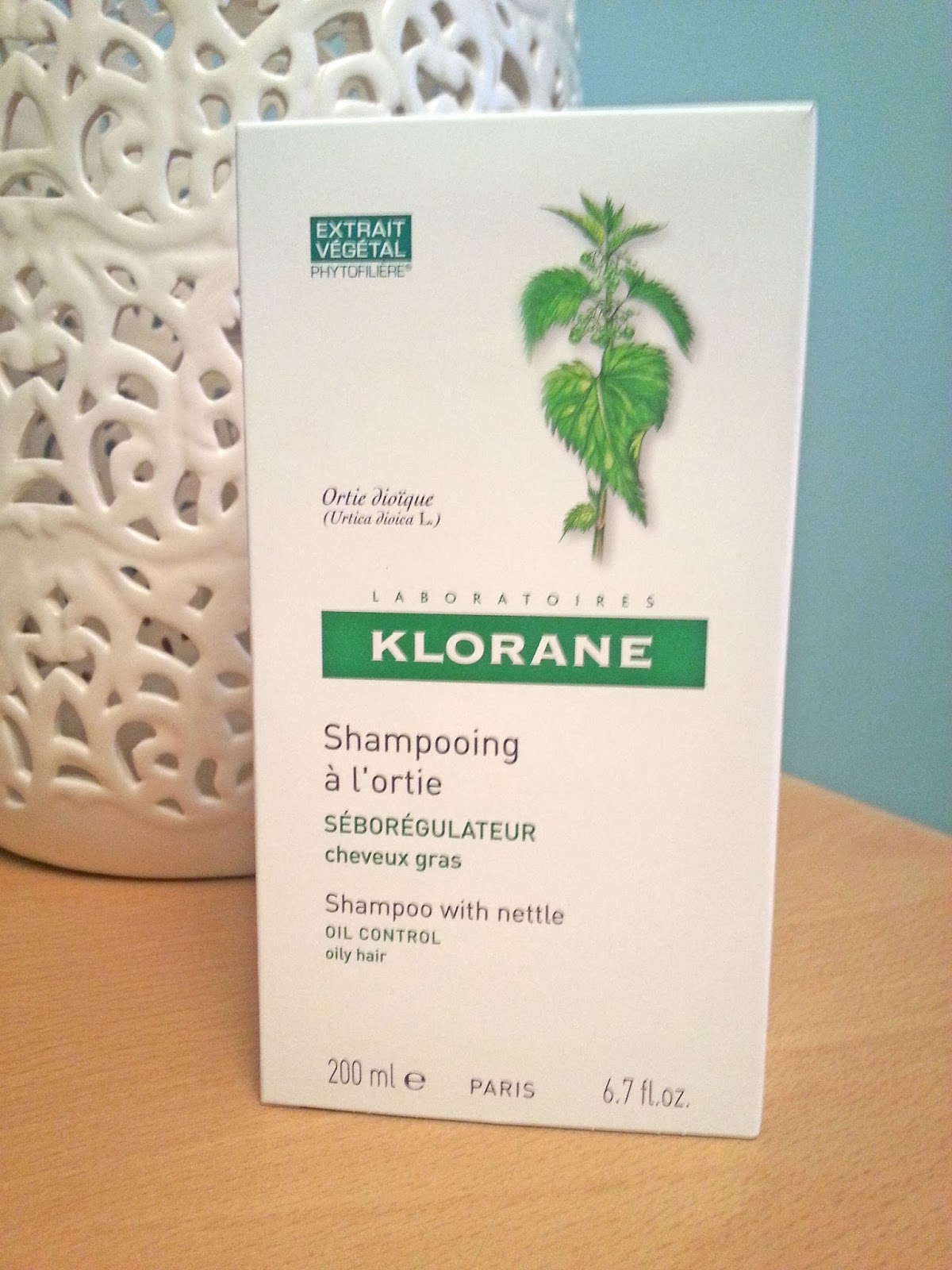 Klorane Nettle Shampoo Review