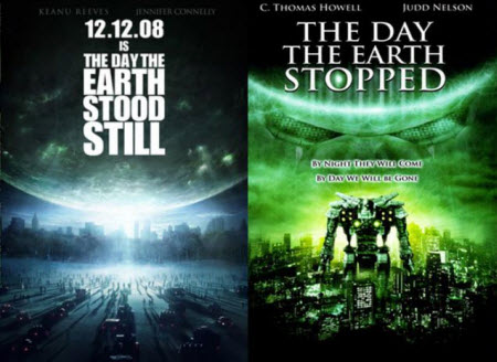 The Day The Earth Stood Still / The Day The Earth Stopped (2008)