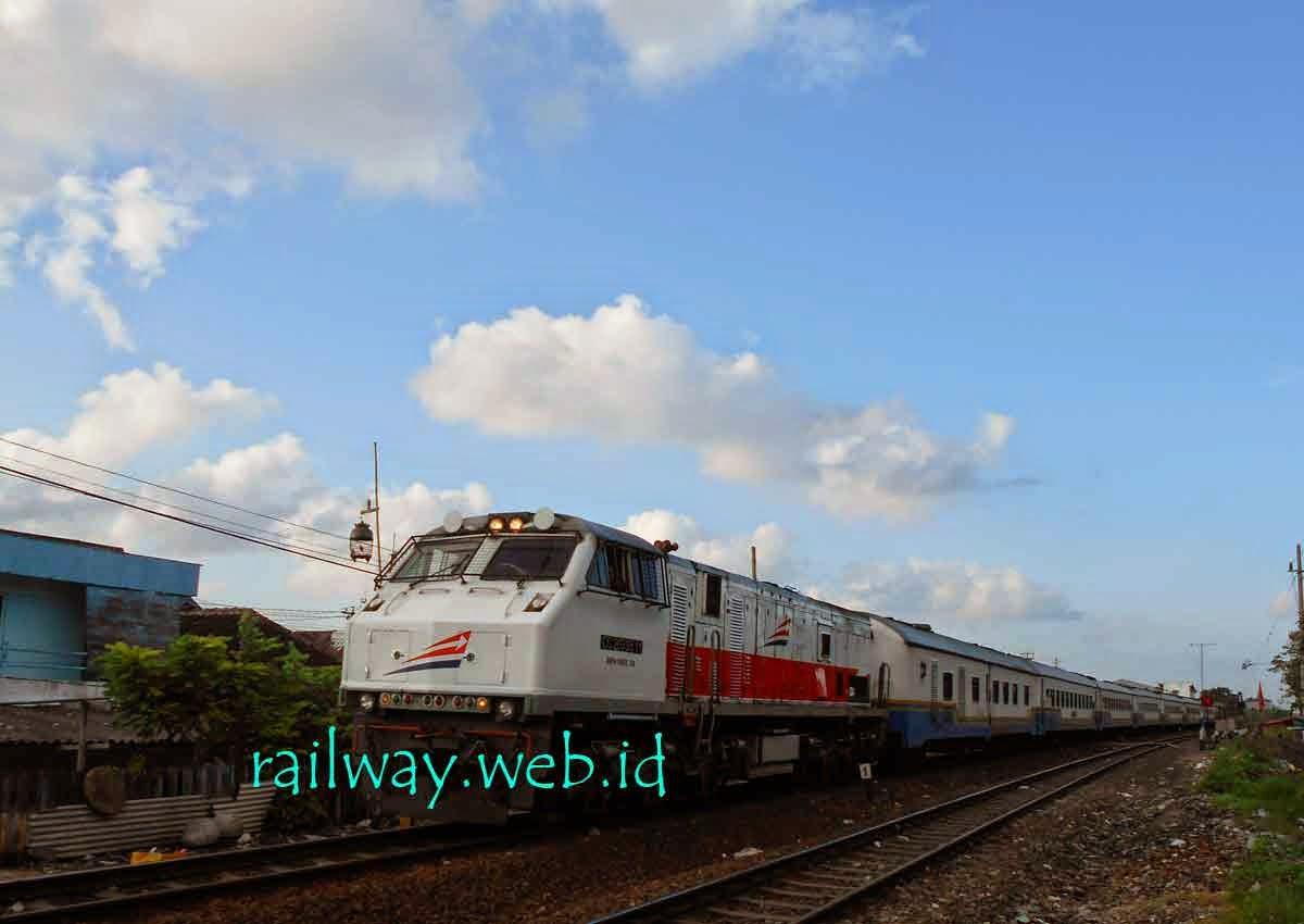 Jadwal KA Mutiara Selatan 2014