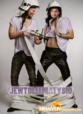 Jewtoli i Matysio. MMAFFUN