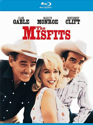 How did The Misfits get their band name idea - Misfits film poster - Marilyn Monroe