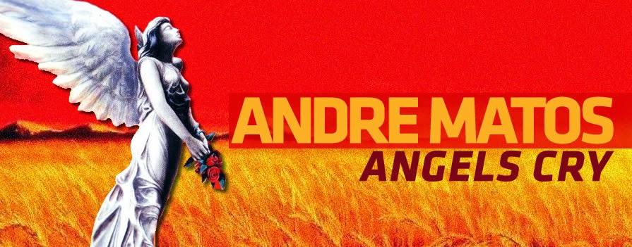 """Andre Matos retorna a POA/RS com segunda parte da tour de 20 anos de """"Angels Cry""""!"""