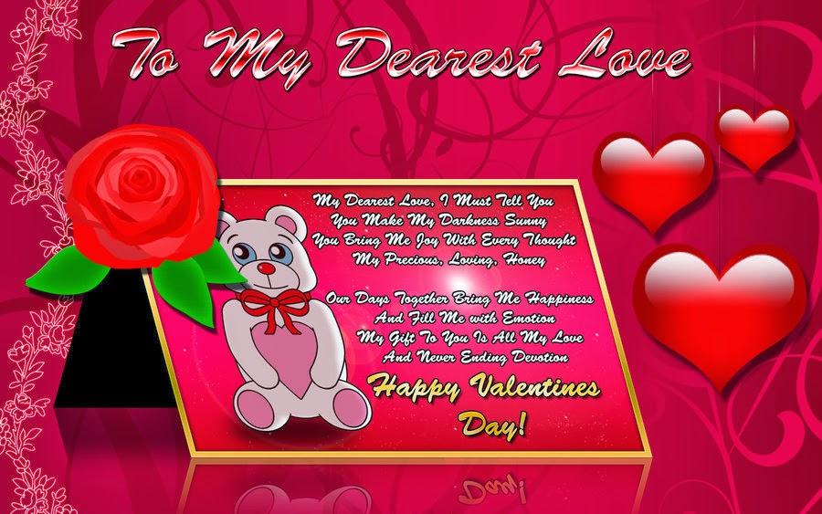 Beautiful Valentine Gift Card Messages Gallery - Valentine Gift ...