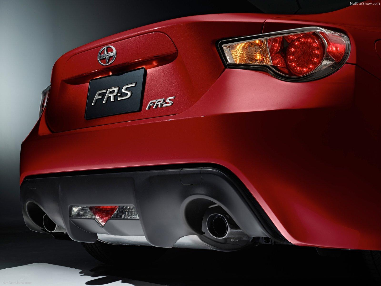 Hình ảnh xe ô tô Scion FR-S 2013 & nội ngoại thất