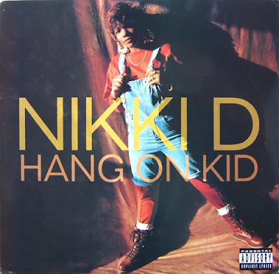 Nikki D – Hang On Kid (VLS) (1991) (320 kbps)