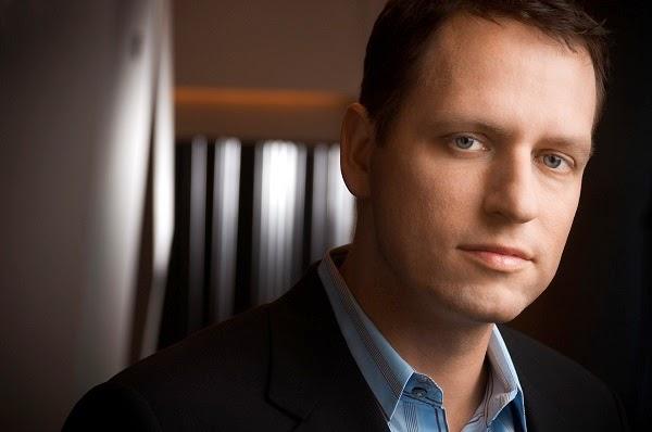 Peter Thiel đầu tư vào Facebook
