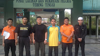 Bersama Pegawai Majlis Agama Islam Johor di Felcra Training Centre