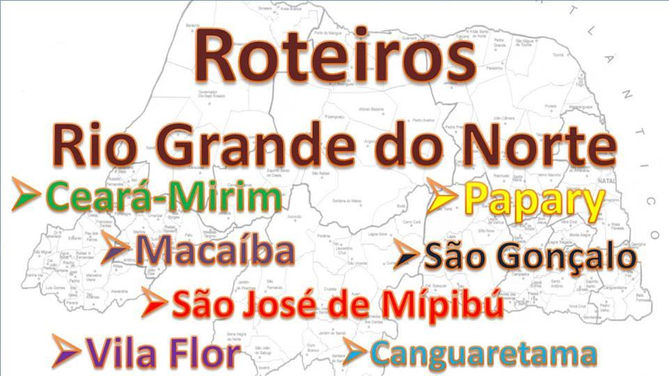 PASSEIOS E ROTEIROS DO RN