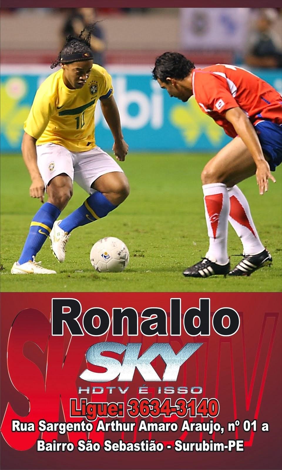 Ronaldo SKY