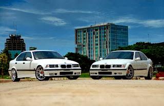 Modified BMW 3 Series E36 1995