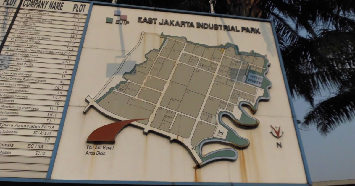 Blog Tips Psikotes dan Info Loker Jabodetabek: Foto Peta