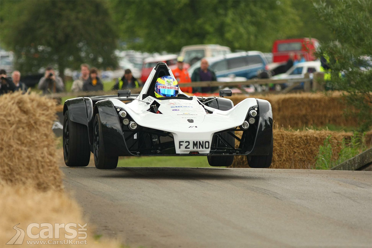 Exciting Cars BAC Mono