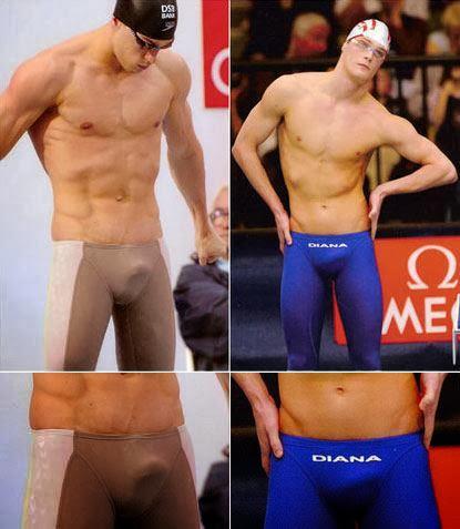 Los deportistas olmpicos se desnudan para mostrar su