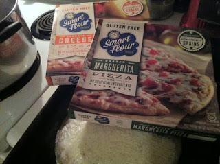 smart flour, gluten-free, pizza, gluten-free pizza