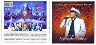 CD Padre Alessandro Campos – Quando Deus Quer, Ninguém Segura (2015)