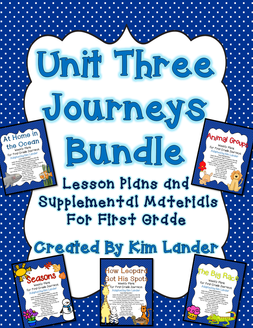 http://www.teacherspayteachers.com/Product/Journeys-Unit-3-Bundle-Lesson-Plans-and-Supplemental-Materials-1526171