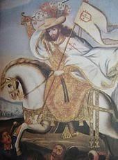 Santiago Apóstol Matamoros, Patrón de España