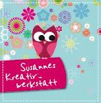 Bei Susanne gibt´s super schöne Stoffe und alles von Tilda