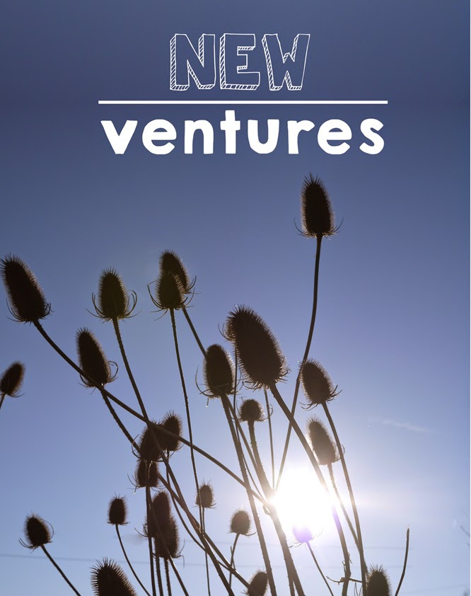 New Ventures - Alexis at somethingimade.co.uk