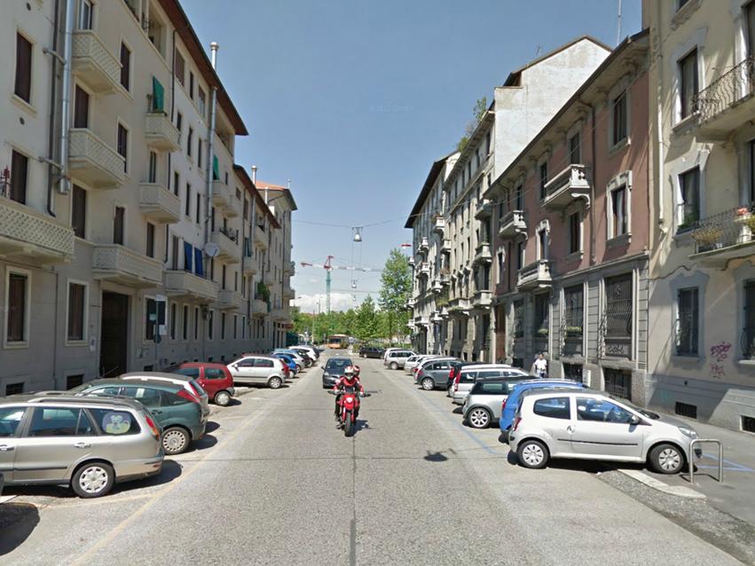 Milano una delle pi brutte vie di milano via friuli for Vie di milano