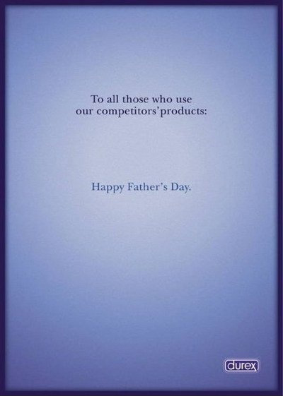Durex - Trolling Competitor's Products At Its Finest