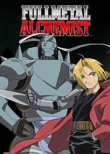 Fullmetal Alchemist Serie Completa Español Latino