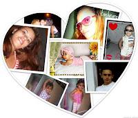 montagens de amor para 8 fotos