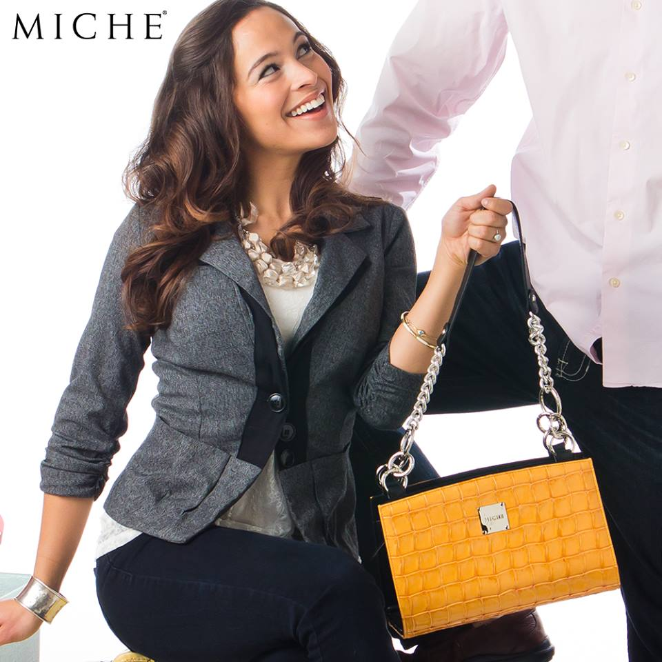 Miche Throwback Thursday May 29, 2014 | Shop MyStylePurses.com